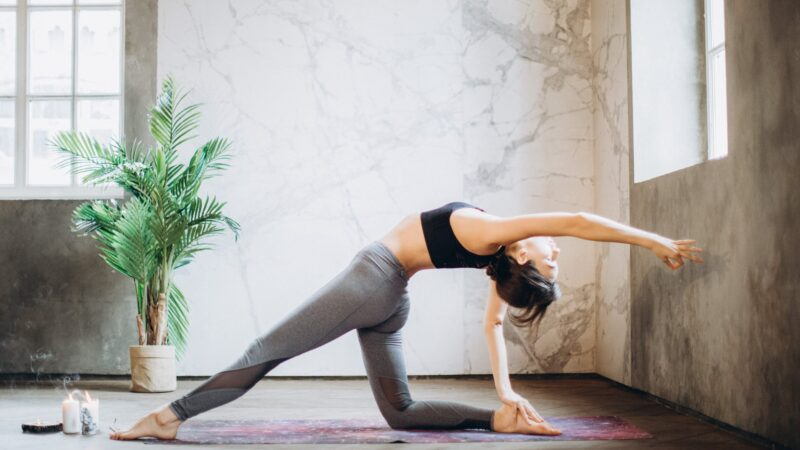 7 Best Yoga Poses For flexibility