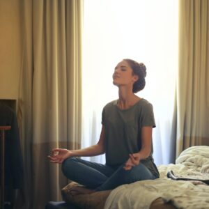 Breath meditation: A great way to relieve stress