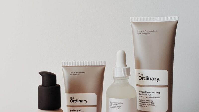 How to layer your basic skincare!