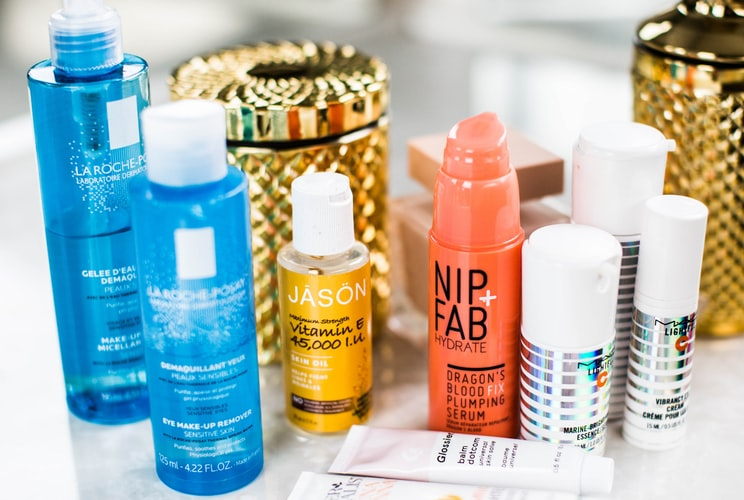 How to choose your skincare products by your skin Type?