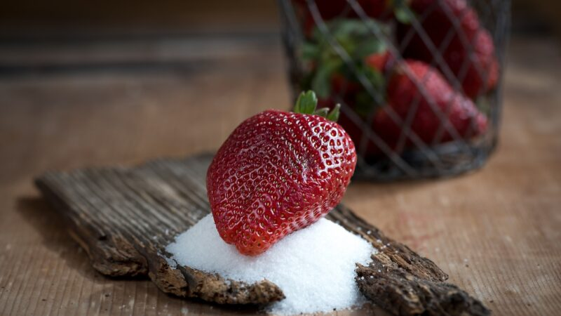 If sugar is so bad for us, why is the sugar in fruit OK?